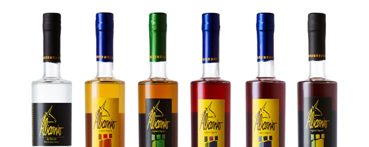 Alicornio Organic Liquors